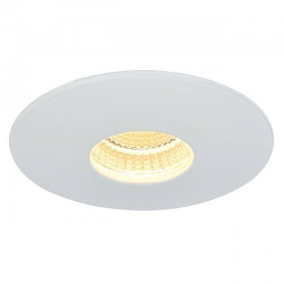 Светильник потолочный Arte lamp A5438PL-1WH TRACK LIGHTSКруглые<br>Встраиваемые светильники – популярное осветительное оборудование, которое можно использовать в качестве основного источника или в дополнение к люстре. Они позволяют создать нужную атмосферу атмосферу и привнести в интерьер уют и комфорт.   Интернет-магазин «Светодом» предлагает стильный встраиваемый светильник ARTE Lamp A5438PL-1WH. Данная модель достаточно универсальна, поэтому подойдет практически под любой интерьер. Перед покупкой не забудьте ознакомиться с техническими параметрами, чтобы узнать тип цоколя, площадь освещения и другие важные характеристики.   Приобрести встраиваемый светильник ARTE Lamp A5438PL-1WH в нашем онлайн-магазине Вы можете либо с помощью «Корзины», либо по контактным номерам. Мы развозим заказы по Москве, Екатеринбургу и остальным российским городам.<br><br>Тип цоколя: LED<br>Количество ламп: 1<br>MAX мощность ламп, Вт: 9<br>Размеры: H5,8xW10,7xL10,7<br>Цвет арматуры: белый