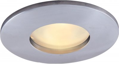 Светильник потолочный Arte lamp A5440PL-1CC AQUAКруглые<br><br><br>Тип товара: Светильник потолочный<br>Тип цоколя: GU10<br>Количество ламп: 1<br>MAX мощность ламп, Вт: 50<br>Размеры: H3,6xW8,2xL8,2<br>Цвет арматуры: серебристый