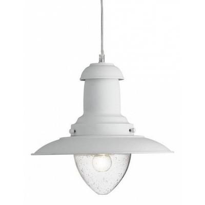 Светильник подвесной Arte lamp A5530SP-1WH FishermanОдиночные<br>Подвесной светильник – это универсальный вариант, подходящий для любой комнаты. Сегодня производители предлагают огромный выбор таких моделей по самым разным ценам. В каталоге интернет-магазина «Светодом» мы собрали большое количество интересных и оригинальных светильников по выгодной стоимости. Вы можете приобрести их с доставкой в Москву, Екатеринбург и любой другой город России.  Подвесной светильник ARTELamp A5530SP-1WH сразу же привлечет внимание Ваших гостей благодаря стильному исполнению. Благородный дизайн позволит использовать эту модель практически в любом интерьере. Она обеспечит достаточно света и при этом легко монтируется. Чтобы купить подвесной светильник ARTELamp A5530SP-1WH, воспользуйтесь формой на нашем сайте или позвоните менеджерам интернет-магазина.<br><br>Количество ламп: 1<br>MAX мощность ламп, Вт: 40<br>Размеры: H31xW32xL32+шн/цп64<br>Цвет арматуры: белый