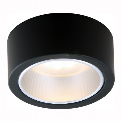 Светильник потолочный Arte lamp A5553PL-1BK EFFETTOкруглые светильники<br>Настенно-потолочные светильники – это универсальные осветительные варианты, которые подходят для вертикального и горизонтального монтажа. В интернет-магазине «Светодом» Вы можете приобрести подобные модели по выгодной стоимости. В нашем каталоге представлены как бюджетные варианты, так и эксклюзивные изделия от производителей, которые уже давно заслужили доверие дизайнеров и простых покупателей. <br>Настенно-потолочный светильник ARTELamp A5553PL-1BK станет прекрасным дополнением к основному освещению. Благодаря качественному исполнению и применению современных технологий при производстве эта модель будет радовать Вас своим привлекательным внешним видом долгое время. <br>Приобрести настенно-потолочный светильник ARTELamp A5553PL-1BK можно, находясь в любой точке России.<br><br>S освещ. до, м2: 3<br>Тип цоколя: GX53<br>Цвет арматуры: черный<br>Количество ламп: 1<br>Размеры: H6xW13,5xL13,5<br>MAX мощность ламп, Вт: 11