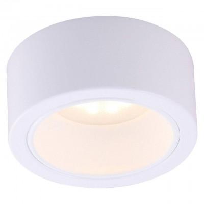 Светильник потолочный Arte lamp A5553PL-1WH EFFETTOКруглые<br>Настенно-потолочные светильники – это универсальные осветительные варианты, которые подходят для вертикального и горизонтального монтажа. В интернет-магазине «Светодом» Вы можете приобрести подобные модели по выгодной стоимости. В нашем каталоге представлены как бюджетные варианты, так и эксклюзивные изделия от производителей, которые уже давно заслужили доверие дизайнеров и простых покупателей. <br>Настенно-потолочный светильник ARTELamp A5553PL-1WH станет прекрасным дополнением к основному освещению. Благодаря качественному исполнению и применению современных технологий при производстве эта модель будет радовать Вас своим привлекательным внешним видом долгое время. <br>Приобрести настенно-потолочный светильник ARTELamp A5553PL-1WH можно, находясь в любой точке России.<br><br>S освещ. до, м2: 4<br>Тип цоколя: GX53<br>Цвет арматуры: белый<br>Количество ламп: 1<br>Размеры: H6xW13,5xL13,5<br>MAX мощность ламп, Вт: 11