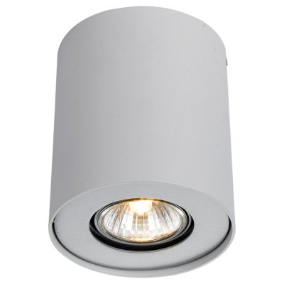 Светильник Arte lamp A5633PL-1WH FalconКруглые<br>Встраиваемые светильники – популярное осветительное оборудование, которое можно использовать в качестве основного источника или в дополнение к люстре. Они позволяют создать нужную атмосферу атмосферу и привнести в интерьер уют и комфорт. <br> Интернет-магазин «Светодом» предлагает стильный встраиваемый светильник ARTE Lamp A5633PL-1WH. Данная модель достаточно универсальна, поэтому подойдет практически под любой интерьер. Перед покупкой не забудьте ознакомиться с техническими параметрами, чтобы узнать тип цоколя, площадь освещения и другие важные характеристики. <br> Приобрести встраиваемый светильник ARTE Lamp A5633PL-1WH в нашем онлайн-магазине Вы можете либо с помощью «Корзины», либо по контактным номерам. Мы развозим заказы по Москве, Екатеринбургу и остальным российским городам.<br><br>Тип лампы: галогенная/LED<br>Тип цоколя: GU10<br>Количество ламп: 1<br>MAX мощность ламп, Вт: 50<br>Диаметр, мм мм: 110<br>Высота, мм: 130<br>Цвет арматуры: белый
