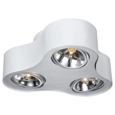 Светильник Arte lamp A5643PL-3WH Cliff