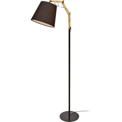 Торшер черный Arte lamp A5700PN-1BK PinoccioСовременные<br>Торшер – это не просто функциональный предмет интерьера, позволяющий обеспечить дополнительное освещение, но и оригинальный декоративный элемент. Интернет-магазин «Светодом» предлагает стильные модели от известных производителей по доступным ценам. У нас Вы найдете и классические напольные светильники, и современные варианты.   Торшер A5700PN-1BK ARTELamp сразу же привлекает внимание благодаря своему необычному дизайну. Модель выполнена из качественных материалов, что обеспечит ее надежную и долговечную работу. Такой напольный светильник можно использовать для интерьера не только гостиной, но и спальни или кабинета.   Купить торшер A5700PN-1BK ARTELamp по выгодной стоимости Вы можете с помощью нашего сайта. У нас склады в Москве, Екатеринбурге, Санкт-Петербурге, Новосибирске и другим городам России.<br><br>Тип лампы: накаливания / энергосбережения / LED-светодиодная<br>Тип цоколя: E27<br>Ширина, мм: 250<br>MAX мощность ламп, Вт: 60<br>Длина, мм: 650<br>Высота, мм: 1400<br>Цвет арматуры: черный