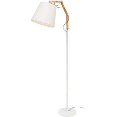Купить Торшер Arte lamp A5700PN-1WH Pinoccio, ARTELamp, Италия