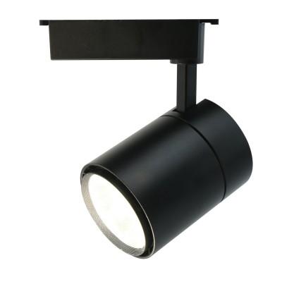 A5750PL-1BK Arte lamp СветильникОдиночные<br><br><br>Цветовая t, К: 4000K<br>Тип цоколя: LED<br>Количество ламп: 1<br>MAX мощность ламп, Вт: 50W<br>Диаметр, мм мм: 140<br>Размеры: ?115*235<br>Длина, мм: 120<br>Высота, мм: 230<br>Цвет арматуры: ЧЕРНЫЙ<br>Общая мощность, Вт: 50W