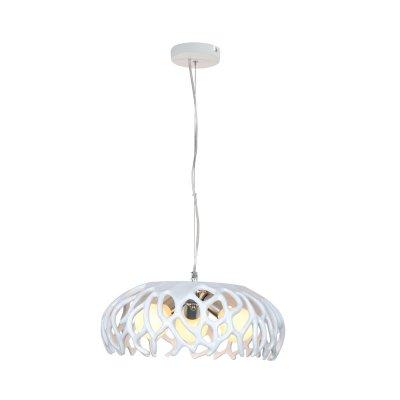 Светильник Arte lamp A5814SP-3WH JupiterПодвесные<br>Компания «Светодом» предлагает широкий ассортимент люстр от известных производителей. Представленные в нашем каталоге товары выполнены из современных материалов и обладают отличным качеством. Благодаря широкому ассортименту Вы сможете найти у нас люстру под любой интерьер. Мы предлагаем как классические варианты, так и современные модели, отличающиеся лаконичностью и простотой форм.  Стильная люстра Arte lamp A5814SP-3WH станет украшением любого дома. Эта модель от известного производителя не оставит равнодушным ценителей красивых и оригинальных предметов интерьера. Люстра Arte lamp A5814SP-3WH обеспечит равномерное распределение света по всей комнате. При выборе обратите внимание на характеристики, позволяющие приобрести наиболее подходящую модель. Купить понравившуюся люстру по доступной цене Вы можете в интернет-магазине «Светодом».<br><br>Установка на натяжной потолок: Да<br>S освещ. до, м2: 9<br>Крепление: Планка<br>Тип цоколя: E27<br>Количество ламп: 3<br>MAX мощность ламп, Вт: 60<br>Диаметр, мм мм: 420<br>Высота, мм: 220<br>Цвет арматуры: белый