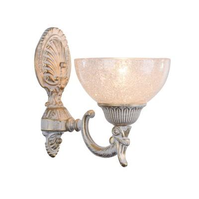 Купить Светильник настенный Arte lamp A5861AP-1WG Fedelta, ARTELamp, Италия