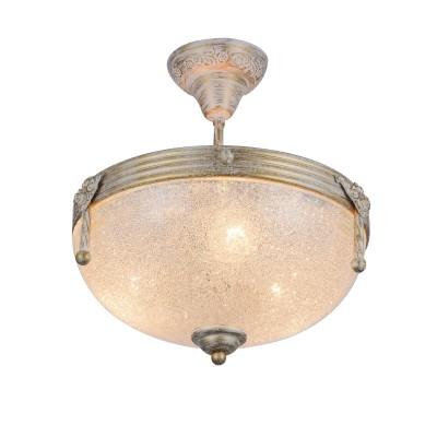 A5861PL-3WG Arte Lamp светильникПотолочные<br><br><br>Тип лампы: Накаливания / энергосбережения / светодиодная<br>Тип цоколя: E27<br>Количество ламп: 3<br>Диаметр, мм мм: 350<br>Длина, мм: 350<br>Высота, мм: 360<br>MAX мощность ламп, Вт: 60W<br>Общая мощность, Вт: 60W