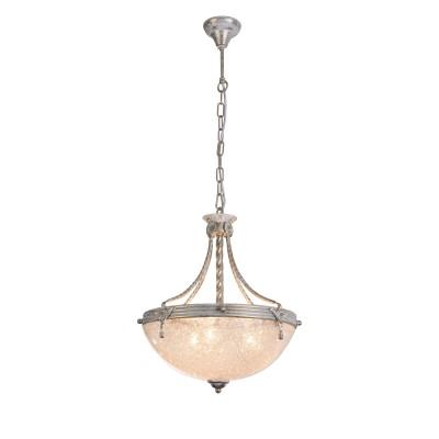 Светильник A5861SP-3WG Arte LampПодвесные<br><br><br>S освещ. до, м2: 9<br>Крепление: крюк<br>Тип лампы: накаливания / энергосбережения / LED-светодиодная<br>Тип цоколя: E27<br>Количество ламп: 3<br>Диаметр, мм мм: 420<br>Длина цепи/провода, мм: 600<br>Длина, мм: 420<br>Высота, мм: 440<br>MAX мощность ламп, Вт: 60W<br>Общая мощность, Вт: 60W