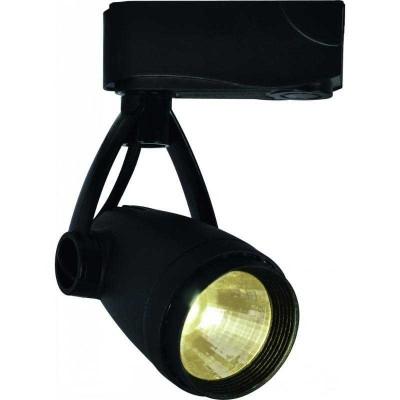 Светильник потолочный Arte lamp A5910PL-1BK TRACK LIGHTSОдиночные<br>Светильники-споты – это оригинальные изделия с современным дизайном. Они позволяют не ограничивать свою фантазию при выборе освещения для интерьера. Такие модели обеспечивают достаточно качественный свет. Благодаря компактным размерам Вы можете использовать несколько спотов для одного помещения. <br>Интернет-магазин «Светодом» предлагает необычный светильник-спот ARTE Lamp A5910PL-1BK по привлекательной цене. Эта модель станет отличным дополнением к люстре, выполненной в том же стиле. Перед оформлением заказа изучите характеристики изделия. <br>Купить светильник-спот ARTE Lamp A5910PL-1BK в нашем онлайн-магазине Вы можете либо с помощью формы на сайте, либо по указанным выше телефонам. Обратите внимание, что у нас склады не только в Москве и Екатеринбурге, но и других городах России.<br><br>S освещ. до, м2: 4<br>Тип лампы: LED<br>Тип цоколя: LED<br>Цвет арматуры: черный<br>Количество ламп: 1<br>Размеры: H14,3xW10xL5,7<br>MAX мощность ламп, Вт: 10