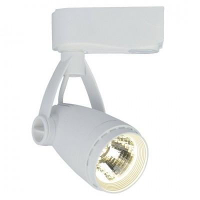 Светильник потолочный Arte lamp A5910PL-1WH TRACK LIGHTSОдиночные<br>Светильники-споты – это оригинальные изделия с современным дизайном. Они позволяют не ограничивать свою фантазию при выборе освещения для интерьера. Такие модели обеспечивают достаточно качественный свет. Благодаря компактным размерам Вы можете использовать несколько спотов для одного помещения. <br>Интернет-магазин «Светодом» предлагает необычный светильник-спот ARTE Lamp A5910PL-1WH по привлекательной цене. Эта модель станет отличным дополнением к люстре, выполненной в том же стиле. Перед оформлением заказа изучите характеристики изделия. <br>Купить светильник-спот ARTE Lamp A5910PL-1WH в нашем онлайн-магазине Вы можете либо с помощью формы на сайте, либо по указанным выше телефонам. Обратите внимание, что у нас склады не только в Москве и Екатеринбурге, но и других городах России.<br><br>Тип цоколя: LED<br>Количество ламп: 1<br>MAX мощность ламп, Вт: 10<br>Размеры: H14,3xW10xL5,7<br>Цвет арматуры: белый