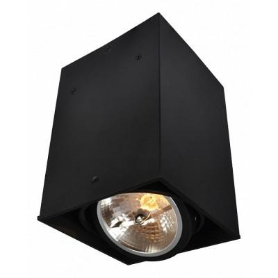Светильник потолочный Arte lamp A5936PL-1BK CARDANIОдиночные<br>Светильники-споты – это оригинальные изделия с современным дизайном. Они позволяют не ограничивать свою фантазию при выборе освещения для интерьера. Такие модели обеспечивают достаточно качественный свет. Благодаря компактным размерам Вы можете использовать несколько спотов для одного помещения. <br>Интернет-магазин «Светодом» предлагает необычный светильник-спот ARTE Lamp A5936PL-1BK по привлекательной цене. Эта модель станет отличным дополнением к люстре, выполненной в том же стиле. Перед оформлением заказа изучите характеристики изделия. <br>Купить светильник-спот ARTE Lamp A5936PL-1BK в нашем онлайн-магазине Вы можете либо с помощью формы на сайте, либо по указанным выше телефонам. Обратите внимание, что у нас склады не только в Москве и Екатеринбурге, но и других городах России.<br><br>S освещ. до, м2: 3<br>Тип цоколя: G53/AR111<br>Цвет арматуры: черный<br>Количество ламп: 1<br>Размеры: H22xW16xL16<br>MAX мощность ламп, Вт: 50