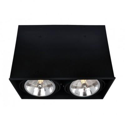 Светильник потолочный Arte lamp A5936PL-2BK CARDANIДвойные<br>Светильники-споты – это оригинальные изделия с современным дизайном. Они позволяют не ограничивать свою фантазию при выборе освещения для интерьера. Такие модели обеспечивают достаточно качественный свет. Благодаря компактным размерам Вы можете использовать несколько спотов для одного помещения.  Интернет-магазин «Светодом» предлагает необычный светильник-спот ARTE Lamp A5936PL-2BK по привлекательной цене. Эта модель станет отличным дополнением к люстре, выполненной в том же стиле. Перед оформлением заказа изучите характеристики изделия.  Купить светильник-спот ARTE Lamp A5936PL-2BK в нашем онлайн-магазине Вы можете либо с помощью формы на сайте, либо по указанным выше телефонам. Обратите внимание, что мы предлагаем доставку не только по Москве и Екатеринбургу, но и всем остальным российским городам.<br><br>Тип цоколя: G53/AR111<br>Количество ламп: 2<br>MAX мощность ламп, Вт: 50<br>Размеры: H22xW16xL31<br>Цвет арматуры: черный