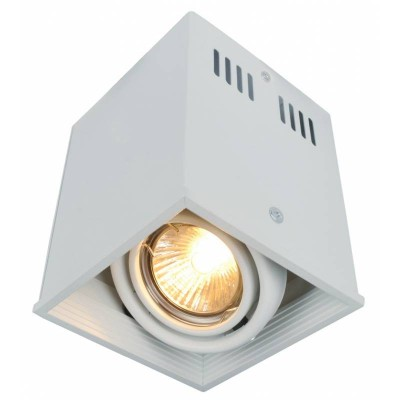 Светильник потолочный Arte lamp A5942PL-1WH CARDANIОдиночные<br>Светильники-споты – это оригинальные изделия с современным дизайном. Они позволяют не ограничивать свою фантазию при выборе освещения для интерьера. Такие модели обеспечивают достаточно качественный свет. Благодаря компактным размерам Вы можете использовать несколько спотов для одного помещения. <br>Интернет-магазин «Светодом» предлагает необычный светильник-спот ARTE Lamp A5942PL-1WH по привлекательной цене. Эта модель станет отличным дополнением к люстре, выполненной в том же стиле. Перед оформлением заказа изучите характеристики изделия. <br>Купить светильник-спот ARTE Lamp A5942PL-1WH в нашем онлайн-магазине Вы можете либо с помощью формы на сайте, либо по указанным выше телефонам. Обратите внимание, что у нас склады не только в Москве и Екатеринбурге, но и других городах России.<br><br>S освещ. до, м2: 3<br>Тип цоколя: GU10<br>Цвет арматуры: белый<br>Количество ламп: 1<br>Размеры: H12xW10xL9,7<br>MAX мощность ламп, Вт: 50