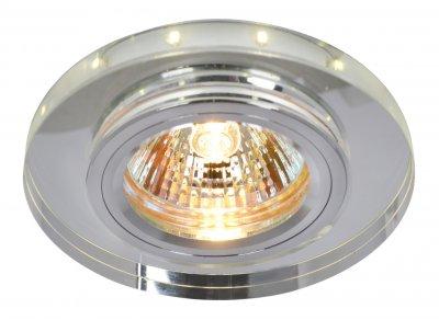 Светильник потолочный Arte lamp A5958PL-1CCКруглые<br>Встраиваемые светильники – популярное осветительное оборудование, которое можно использовать в качестве основного источника или в дополнение к люстре. Они позволяют создать нужную атмосферу атмосферу и привнести в интерьер уют и комфорт.   Интернет-магазин «Светодом» предлагает стильный встраиваемый светильник ARTE Lamp A5958PL-1CC. Данная модель достаточно универсальна, поэтому подойдет практически под любой интерьер. Перед покупкой не забудьте ознакомиться с техническими параметрами, чтобы узнать тип цоколя, площадь освещения и другие важные характеристики.   Приобрести встраиваемый светильник ARTE Lamp A5958PL-1CC в нашем онлайн-магазине Вы можете либо с помощью «Корзины», либо по контактным номерам. Мы развозим заказы по Москве, Екатеринбургу и остальным российским городам.<br><br>Тип цоколя: gu5.3<br>Количество ламп: 1<br>MAX мощность ламп, Вт: 3<br>Размеры: H2,5xW9xL9<br>Цвет арматуры: серебристый