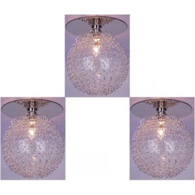 Светильник встраиваемый Arte lamp A5962PL-3CC BrilliantАрхив<br><br><br>S освещ. до, м2: 4<br>Тип лампы: галогенная<br>Тип цоколя: G4<br>Количество ламп: 3<br>Ширина, мм: 80<br>MAX мощность ламп, Вт: 20<br>Диаметр, мм мм: 80<br>Диаметр врезного отверстия, мм: 55<br>Высота, мм: 40<br>Цвет арматуры: хром/сталь