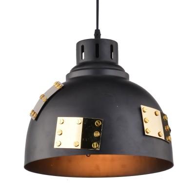 A6024SP-1BK Arte lamp СветильникОдиночные<br><br><br>Крепление: Планка<br>Тип цоколя: E27<br>Цвет арматуры: ЧЕРНЫЙ<br>Количество ламп: 1<br>Диаметр, мм мм: 250<br>Длина цепи/провода, мм: 1000<br>Размеры: D250*H210<br>Длина, мм: 250<br>Высота, мм: 210<br>MAX мощность ламп, Вт: 60W<br>Общая мощность, Вт: 60W