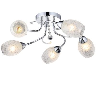 Купить Люстра потолочная Arte lamp A6055PL-5CC Debora, ARTELamp, Италия