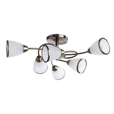 Люстра потолочная Arte lamp A6059PL-6AB INNOCENTE