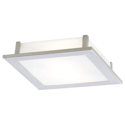 Светильник Arte lamp A6064PL-2SS SpruzziКвадратные<br>Настенно-потолочные светильники – это универсальные осветительные варианты, которые подходят для вертикального и горизонтального монтажа. В интернет-магазине «Светодом» Вы можете приобрести подобные модели по выгодной стоимости. В нашем каталоге представлены как бюджетные варианты, так и эксклюзивные изделия от производителей, которые уже давно заслужили доверие дизайнеров и простых покупателей.  Настенно-потолочный светильник ARTELamp A6064PL-2SS станет прекрасным дополнением к основному освещению. Благодаря качественному исполнению и применению современных технологий при производстве эта модель будет радовать Вас своим привлекательным внешним видом долгое время. Приобрести настенно-потолочный светильник ARTELamp A6064PL-2SS можно, находясь в любой точке России.<br><br>S освещ. до, м2: 6<br>Тип лампы: накаливания / энергосбережения / LED-светодиодная<br>Тип цоколя: E14<br>Количество ламп: 2<br>Ширина, мм: 300<br>Диаметр, мм мм: 300<br>Высота, мм: 70<br>MAX мощность ламп, Вт: 40