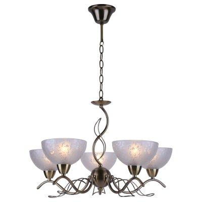 Люстра Arte lamp A6081LM-5AB LucianaПодвесные<br>Отличную модель светильника Arte lamp A6081LM-5AB из серии LUCIANNO производства Италии возможно купить оптом и в розницу на официальном сайте интернет-магазина Светодом.<br><br>Установка на натяжной потолок: Да<br>S освещ. до, м2: 20<br>Крепление: Крюк<br>Тип лампы: накаливания / энергосбережения / LED-светодиодная<br>Тип цоколя: E27<br>Количество ламп: 5<br>MAX мощность ламп, Вт: 60<br>Диаметр, мм мм: 60<br>Высота, мм: 35
