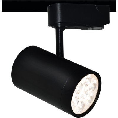 Светильник для трека Arte lamp A6107PL-1BK Track lightsСветильники для трека<br><br><br>Тип товара: Светильник<br>Тип лампы: LED<br>MAX мощность ламп, Вт: 7<br>Длина, мм: 72<br>Высота, мм: 200<br>Цвет арматуры: черный