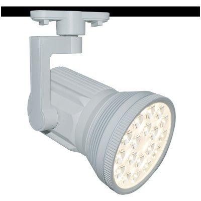 Светильник для трека Arte lamp A6118PL-1WH Track lightsСветильники для трека<br><br><br>Тип лампы: LED<br>MAX мощность ламп, Вт: 18<br>Длина, мм: 112<br>Высота, мм: 250<br>Цвет арматуры: белый