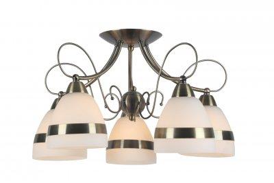 Купить Светильник потолочный Arte lamp A6192PL-5AB NOEMI, ARTELamp, Италия