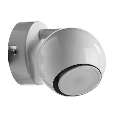 Светильник настенный бра Arte lamp A6251AP-1WH PIATTOОдиночные<br>Светильники-споты – это оригинальные изделия с современным дизайном. Они позволяют не ограничивать свою фантазию при выборе освещения для интерьера. Такие модели обеспечивают достаточно качественный свет. Благодаря компактным размерам Вы можете использовать несколько спотов для одного помещения.  Интернет-магазин «Светодом» предлагает необычный светильник-спот ARTE Lamp A6251AP-1WH по привлекательной цене. Эта модель станет отличным дополнением к люстре, выполненной в том же стиле. Перед оформлением заказа изучите характеристики изделия.  Купить светильник-спот ARTE Lamp A6251AP-1WH в нашем онлайн-магазине Вы можете либо с помощью формы на сайте, либо по указанным выше телефонам. Обратите внимание, что у нас склады не только в Москве и Екатеринбурге, но и других городах России.<br><br>Тип цоколя: GU10<br>Количество ламп: 1<br>MAX мощность ламп, Вт: 50<br>Размеры: H10xW13xL8<br>Цвет арматуры: белый