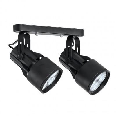 Светильник двойной Arte Lamp A6252PL-2BK фото