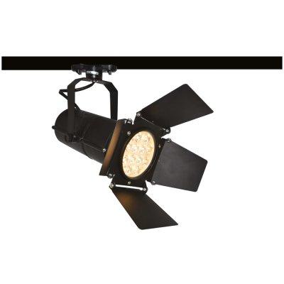 Светильник для трека Arte lamp A6312PL-1BK Track lightsСветильники для трека<br><br><br>Тип лампы: LED<br>MAX мощность ламп, Вт: 12<br>Длина, мм: 142<br>Высота, мм: 320<br>Цвет арматуры: черный