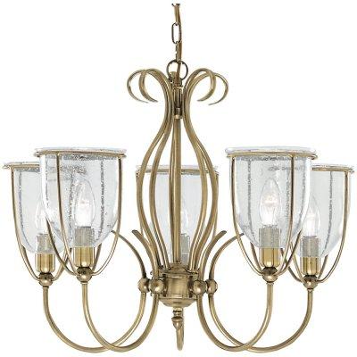 Люстра Arte Lamp A6351LM-5AB SalvadorПодвесные<br>Компания «Светодом» предлагает широкий ассортимент люстр от известных производителей. Представленные в нашем каталоге товары выполнены из современных материалов и обладают отличным качеством. Благодаря широкому ассортименту Вы сможете найти у нас люстру под любой интерьер. Мы предлагаем как классические варианты, так и современные модели, отличающиеся лаконичностью и простотой форм. <br>Стильная люстра Arte lamp A6351LM-5AB станет украшением любого дома. Эта модель от известного производителя не оставит равнодушным ценителей красивых и оригинальных предметов интерьера. Люстра Arte lamp A6351LM-5AB обеспечит равномерное распределение света по всей комнате. При выборе обратите внимание на характеристики, позволяющие приобрести наиболее подходящую модель. <br>Купить понравившуюся люстру по доступной цене Вы можете в интернет-магазине «Светодом».<br><br>Установка на натяжной потолок: Да<br>S освещ. до, м2: 20<br>Крепление: Крюк<br>Тип лампы: накаливания / энергосбережения / LED-светодиодная<br>Тип цоколя: E14<br>Количество ламп: 5<br>Ширина, мм: 580<br>MAX мощность ламп, Вт: 60<br>Диаметр, мм мм: 580<br>Длина цепи/провода, мм: 540<br>Высота, мм: 440<br>Цвет арматуры: бронзовый