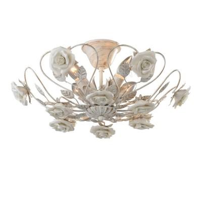 A6358PL-4WG Arte lamp СветильникПотолочные<br><br><br>S освещ. до, м2: 8<br>Крепление: крюк<br>Тип лампы: накаливания / энергосбережения / LED-светодиодная<br>Тип цоколя: E14<br>Цвет арматуры: белый-ЗОЛОТОЙ<br>Количество ламп: 4<br>Диаметр, мм мм: 420<br>Размеры: D420*H225mm<br>Длина, мм: 420<br>Высота, мм: 220<br>MAX мощность ламп, Вт: 40W<br>Общая мощность, Вт: 40W
