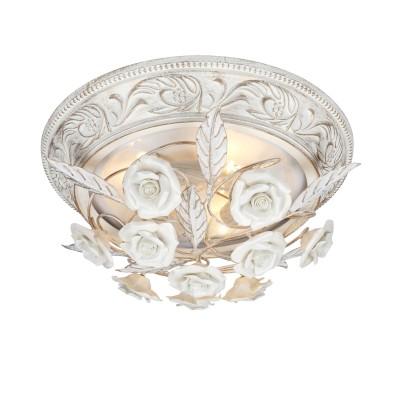 A6361PL-3WG Arte lamp СветильникПотолочные<br><br><br>Крепление: Планка<br>Тип лампы: Накаливания / энергосбережения / светодиодная<br>Тип цоколя: E14<br>Цвет арматуры: белый-ЗОЛОТОЙ<br>Количество ламп: 3<br>Диаметр, мм мм: 380<br>Размеры: D405*H190mm<br>Длина, мм: 380<br>Высота, мм: 160<br>MAX мощность ламп, Вт: 40W<br>Общая мощность, Вт: 40W