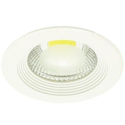 Светильник Arte lamp A6406PL-1WH UovoКруглые LED<br>Встраиваемые светильники – популярное осветительное оборудование, которое можно использовать в качестве основного источника или в дополнение к люстре. Они позволяют создать нужную атмосферу атмосферу и привнести в интерьер уют и комфорт. <br> Интернет-магазин «Светодом» предлагает стильный встраиваемый светильник ARTE Lamp A6406PL-1WH. Данная модель достаточно универсальна, поэтому подойдет практически под любой интерьер. Перед покупкой не забудьте ознакомиться с техническими параметрами, чтобы узнать тип цоколя, площадь освещения и другие важные характеристики. <br> Приобрести встраиваемый светильник ARTE Lamp A6406PL-1WH в нашем онлайн-магазине Вы можете либо с помощью «Корзины», либо по контактным номерам. Мы развозим заказы по Москве, Екатеринбургу и остальным российским городам.<br><br>Цветовая t, К: 3000<br>Тип лампы: LED<br>Цвет арматуры: белый<br>Диаметр, мм мм: 130<br>Диаметр врезного отверстия, мм: 105<br>MAX мощность ламп, Вт: 6