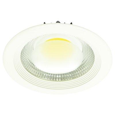 Светильник Arte lamp A6415PL-1WH UovoСветодиодные круглые светильники<br>Встраиваемые светильники – популярное осветительное оборудование, которое можно использовать в качестве основного источника или в дополнение к люстре. Они позволяют создать нужную атмосферу атмосферу и привнести в интерьер уют и комфорт. <br> Интернет-магазин «Светодом» предлагает стильный встраиваемый светильник ARTE Lamp A6415PL-1WH. Данная модель достаточно универсальна, поэтому подойдет практически под любой интерьер. Перед покупкой не забудьте ознакомиться с техническими параметрами, чтобы узнать тип цоколя, площадь освещения и другие важные характеристики. <br> Приобрести встраиваемый светильник ARTE Lamp A6415PL-1WH в нашем онлайн-магазине Вы можете либо с помощью «Корзины», либо по контактным номерам. Мы развозим заказы по Москве, Екатеринбургу и остальным российским городам.<br><br>Тип лампы: LED<br>Цвет арматуры: белый<br>Диаметр, мм мм: 190<br>Диаметр врезного отверстия, мм: 163<br>Высота, мм: 10<br>MAX мощность ламп, Вт: 15
