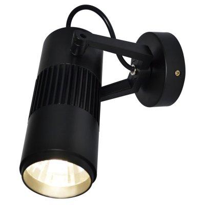 Светильник Arte lamp A6520AP-1BK TRACK LIGHTSодиночные споты<br>Светильники-споты – это оригинальные изделия с современным дизайном. Они позволяют не ограничивать свою фантазию при выборе освещения для интерьера. Такие модели обеспечивают достаточно качественный свет. Благодаря компактным размерам Вы можете использовать несколько спотов для одного помещения. <br>Интернет-магазин «Светодом» предлагает необычный светильник-спот ARTE Lamp A6520AP-1BK по привлекательной цене. Эта модель станет отличным дополнением к люстре, выполненной в том же стиле. Перед оформлением заказа изучите характеристики изделия. <br>Купить светильник-спот ARTE Lamp A6520AP-1BK в нашем онлайн-магазине Вы можете либо с помощью формы на сайте, либо по указанным выше телефонам. Обратите внимание, что у нас склады не только в Москве и Екатеринбурге, но и других городах России.<br><br>S освещ. до, м2: 8<br>Тип лампы: LED<br>Тип цоколя: LED<br>Цвет арматуры: черный<br>Количество ламп: 1<br>Ширина, мм: 700<br>Длина, мм: 1760<br>Высота, мм: 1600<br>MAX мощность ламп, Вт: 20