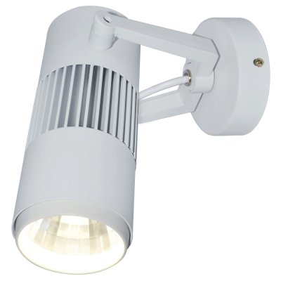 Светильник Arte lamp A6520AP-1WH TRACK LIGHTSОдиночные<br>Светильники-споты – то оригинальные издели с современным дизайном. Они позволт не ограничивать сво фантази при выборе освещени дл интерьера. Такие модели обеспечиват достаточно качественный свет. Благодар компактным размерам Вы можете использовать несколько спотов дл одного помещени.  Интернет-магазин «Светодом» предлагает необычный светильник-спот ARTE Lamp A6520AP-1WH по привлекательной цене. Эта модель станет отличным дополнением к лстре, выполненной в том же стиле. Перед оформлением заказа изучите характеристики издели.  Купить светильник-спот ARTE Lamp A6520AP-1WH в нашем онлайн-магазине Вы можете либо с помощь формы на сайте, либо по указанным выше телефонам. Обратите внимание, что мы предлагаем доставку не только по Москве и Екатеринбургу, но и всем остальным российским городам.<br><br>Тип лампы: LED<br>Тип цокол: LED<br>Количество ламп: 1<br>Ширина, мм: 700<br>MAX мощность ламп, Вт: 20<br>Длина, мм: 1760<br>Высота, мм: 1600<br>Цвет арматуры: белый