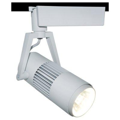 Светильник Arte lamp A6520PL-1WH TRACK LIGHTSСветильники для трека<br><br><br>Тип лампы: LED<br>Тип цоколя: LED<br>Цвет арматуры: белый<br>Количество ламп: 1<br>Ширина, мм: 700<br>Длина, мм: 1750<br>Высота, мм: 1870<br>MAX мощность ламп, Вт: 20