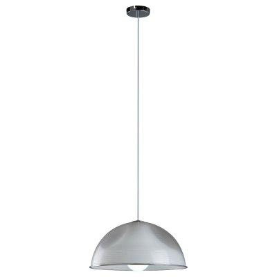 Светильник подвесной Arte lamp A6540SP-1WH CucinaСнято с производства<br><br><br>S освещ. до, м2: 5<br>Крепление: пластина<br>Тип товара: Светильники подвесной<br>Тип лампы: энергосбережения / LED-светодиодная<br>Тип цоколя: E27<br>Количество ламп: 1<br>Ширина, мм: 400<br>MAX мощность ламп, Вт: 15<br>Диаметр, мм мм: 400<br>Длина цепи/провода, мм: 1080<br>Высота, мм: 200<br>Цвет арматуры: хром
