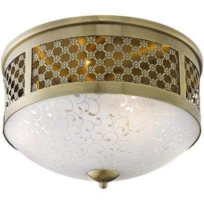 Люстра потолочная Arte lamp A6580PL-3AB GuimetПотолочные<br>Компания «Светодом» предлагает широкий ассортимент люстр от известных производителей. Представленные в нашем каталоге товары выполнены из современных материалов и обладают отличным качеством. Благодаря широкому ассортименту Вы сможете найти у нас люстру под любой интерьер. Мы предлагаем как классические варианты, так и современные модели, отличающиеся лаконичностью и простотой форм.  Стильная люстра Arte lamp A6580PL-3AB станет украшением любого дома. Эта модель от известного производителя не оставит равнодушным ценителей красивых и оригинальных предметов интерьера. Люстра Arte lamp A6580PL-3AB обеспечит равномерное распределение света по всей комнате. При выборе обратите внимание на характеристики, позволяющие приобрести наиболее подходящую модель. Купить понравившуюся люстру по доступной цене Вы можете в интернет-магазине «Светодом».<br><br>Установка на натяжной потолок: Ограничено<br>S освещ. до, м2: 6<br>Крепление: Планка<br>Тип лампы: накаливания / энергосбережения / LED-светодиодная<br>Тип цоколя: E14<br>Цвет арматуры: бронзовый<br>Количество ламп: 3<br>Диаметр, мм мм: 380<br>Высота, мм: 230<br>Оттенок (цвет): белый<br>MAX мощность ламп, Вт: 40