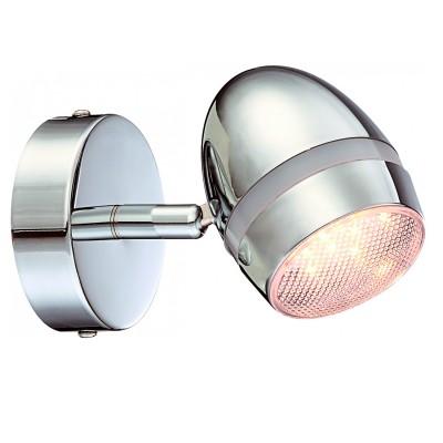Светильник Arte lamp A6701AP-1CC BOMBOОдиночные<br>Светильники-споты – это оригинальные изделия с современным дизайном. Они позволяют не ограничивать свою фантазию при выборе освещения для интерьера. Такие модели обеспечивают достаточно качественный свет. Благодаря компактным размерам Вы можете использовать несколько спотов для одного помещения.  Интернет-магазин «Светодом» предлагает необычный светильник-спот ARTE Lamp A6701AP-1CC по привлекательной цене. Эта модель станет отличным дополнением к люстре, выполненной в том же стиле. Перед оформлением заказа изучите характеристики изделия.  Купить светильник-спот ARTE Lamp A6701AP-1CC в нашем онлайн-магазине Вы можете либо с помощью формы на сайте, либо по указанным выше телефонам. Обратите внимание, что у нас склады не только в Москве и Екатеринбурге, но и других городах России.<br><br>S освещ. до, м2: 2<br>Тип цоколя: 3W<br>Цвет арматуры: серебристый хром<br>Количество ламп: 1<br>Размеры: H10xW14xL9<br>MAX мощность ламп, Вт: LED