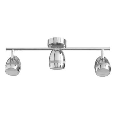 Светильник Arte lamp A6701PL-3CC BOMBOтройные споты<br>Светильники-споты – это оригинальные изделия с современным дизайном. Они позволяют не ограничивать свою фантазию при выборе освещения для интерьера. Такие модели обеспечивают достаточно качественный свет. Благодаря компактным размерам Вы можете использовать несколько спотов для одного помещения. <br>Интернет-магазин «Светодом» предлагает необычный светильник-спот ARTE Lamp A6701PL-3CC по привлекательной цене. Эта модель станет отличным дополнением к люстре, выполненной в том же стиле. Перед оформлением заказа изучите характеристики изделия. <br>Купить светильник-спот ARTE Lamp A6701PL-3CC в нашем онлайн-магазине Вы можете либо с помощью формы на сайте, либо по указанным выше телефонам. Обратите внимание, что у нас склады не только в Москве и Екатеринбурге, но и других городах России.