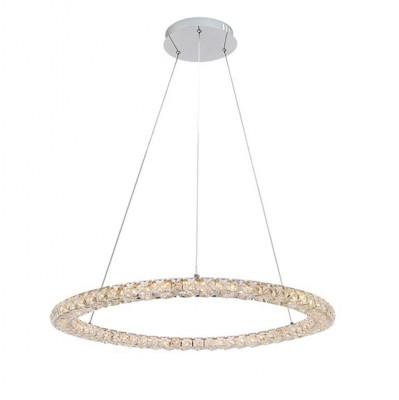 A6704SP-1CC Arte lamp СветильникПодвесные<br><br><br>Установка на натяжной потолок: Да<br>S освещ. до, м2: 14<br>Крепление: Планка<br>Цветовая t, К: 3000K<br>Тип лампы: LED<br>Тип цоколя: LED<br>Цвет арматуры: Серебристый хром<br>Количество ламп: 1<br>Диаметр, мм мм: 720<br>Длина цепи/провода, мм: 1600<br>Размеры: W<br>Длина, мм: 720<br>Высота, мм: 50<br>MAX мощность ламп, Вт: 36W<br>Общая мощность, Вт: 36W