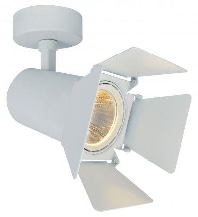 Светильник настенный бра Arte lamp A6709AP-1WH TRACK LIGHTSОдиночные<br>Светильники-споты – это оригинальные изделия с современным дизайном. Они позволяют не ограничивать свою фантазию при выборе освещения для интерьера. Такие модели обеспечивают достаточно качественный свет. Благодаря компактным размерам Вы можете использовать несколько спотов для одного помещения. <br>Интернет-магазин «Светодом» предлагает необычный светильник-спот ARTE Lamp A6709AP-1WH по привлекательной цене. Эта модель станет отличным дополнением к люстре, выполненной в том же стиле. Перед оформлением заказа изучите характеристики изделия. <br>Купить светильник-спот ARTE Lamp A6709AP-1WH в нашем онлайн-магазине Вы можете либо с помощью формы на сайте, либо по указанным выше телефонам. Обратите внимание, что у нас склады не только в Москве и Екатеринбурге, но и других городах России.<br><br>S освещ. до, м2: 4<br>Тип цоколя: LED<br>Цвет арматуры: белый<br>Количество ламп: 1<br>Размеры: H20xW9xL9<br>MAX мощность ламп, Вт: 9