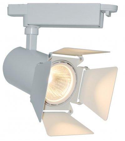 Светильник потолочный Arte lamp A6730PL-1WH TRACK LIGHTSОдиночные<br>Светильники-споты – это оригинальные изделия с современным дизайном. Они позволяют не ограничивать свою фантазию при выборе освещения для интерьера. Такие модели обеспечивают достаточно качественный свет. Благодаря компактным размерам Вы можете использовать несколько спотов для одного помещения. <br>Интернет-магазин «Светодом» предлагает необычный светильник-спот ARTE Lamp A6730PL-1WH по привлекательной цене. Эта модель станет отличным дополнением к люстре, выполненной в том же стиле. Перед оформлением заказа изучите характеристики изделия. <br>Купить светильник-спот ARTE Lamp A6730PL-1WH в нашем онлайн-магазине Вы можете либо с помощью формы на сайте, либо по указанным выше телефонам. Обратите внимание, что у нас склады не только в Москве и Екатеринбурге, но и других городах России.<br><br>Тип цоколя: LED<br>Количество ламп: 1<br>MAX мощность ламп, Вт: 30<br>Размеры: H27xW13xL13<br>Цвет арматуры: белый