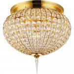 Люстра Arte lamp A6850PL-4GO Turbante