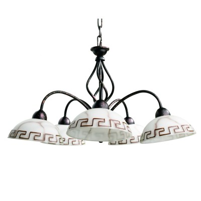 Светильник Arte lamp A6884LM-5BRПодвесные<br><br>