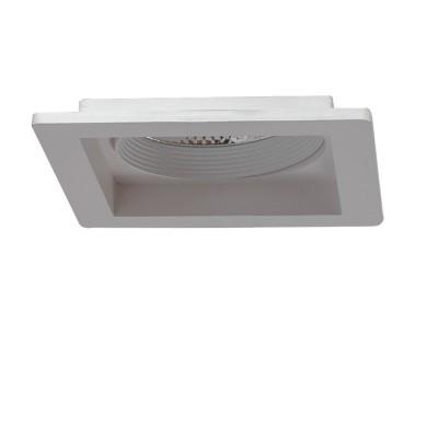 Светильник потолочный Arte lamp A7007PL-1WHКвадратные встраиваемые светильники<br>Светильник потолочный Arte lamp A7007PL-1WH является тенденцией современного функционального врезного потолочного освещения для гостиной, зала, спальни или другого помещения. При выборе обратите внимание на цветовую гамму модели и подберите подходящие люстры, бра или торшеры из аналогичной коллекции, что сделает помещение по-дизайнерски профессиональным и законченным.